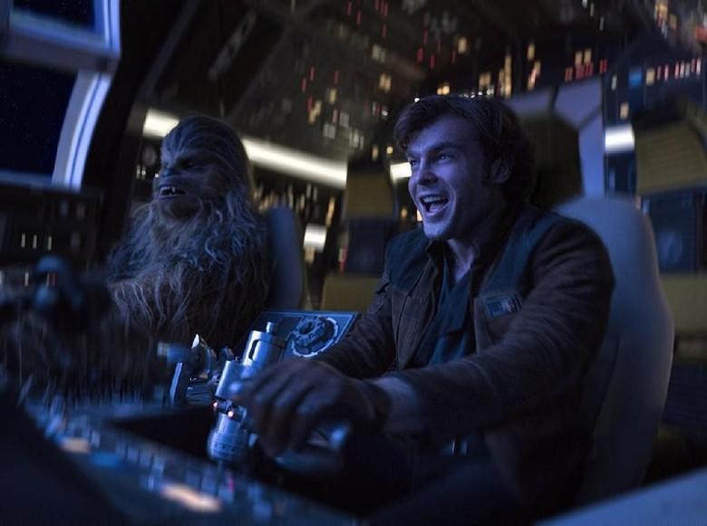 Istri Chewbacca Terlibat dalam Solo: A Star Wars Story?