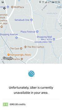 Aplikasi Uber di Indonesia Resmi Tamat