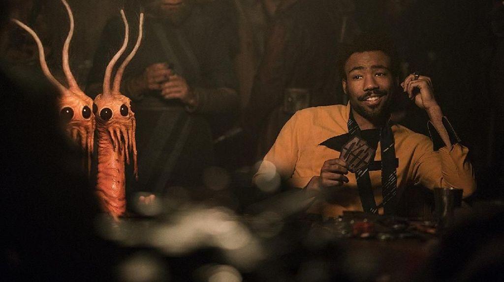 Setelah Star Wars, Donald Glover Dibidik Bintangi Sekuel Black Panther