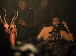 Kartu Trading Topps Konfirmasi Nama Villain Solo: A Star Wars Story