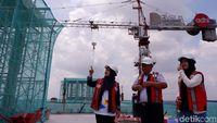 Proyek Kereta Layang di Jakarta Ditaksir Adhi Karya
