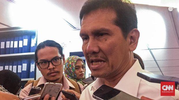 Menteri Pendayagunaan Aparatur Negara dan Reformasi Birokrasi (Menpan-RB) Asman Abnur.
