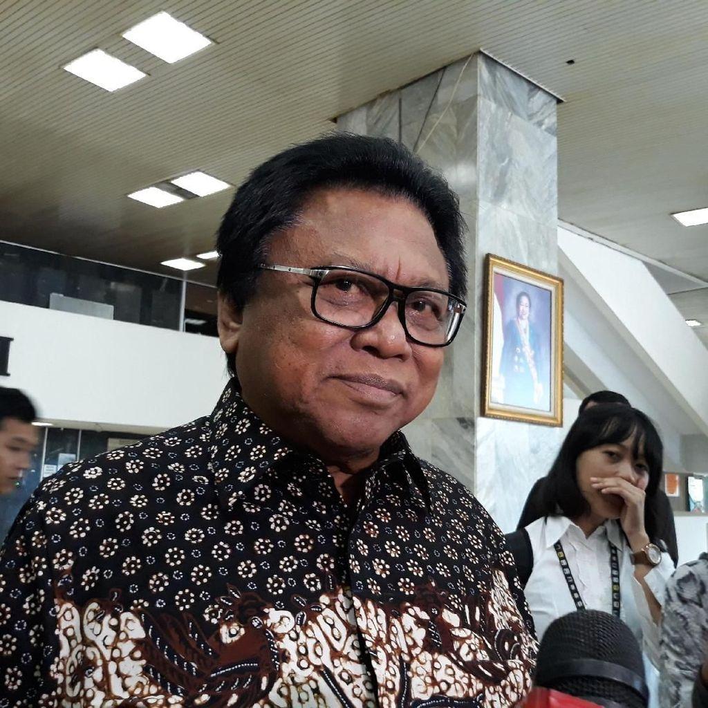Hanura akan Gugat KPU yang Coret OSO dari Caleg DPD