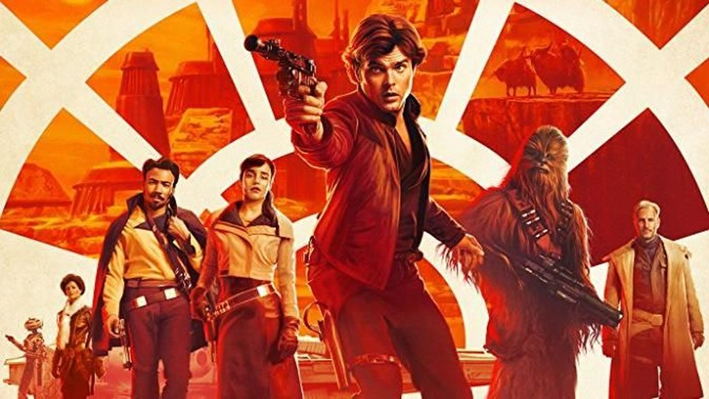 dHot Movie Ajak Kamu Nobar Solo: A Star Wars Story, Yuk Ikutan!