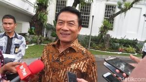 Moeldoko Anggap Wajar Pertemuan Jokowi dengan Elite PKS