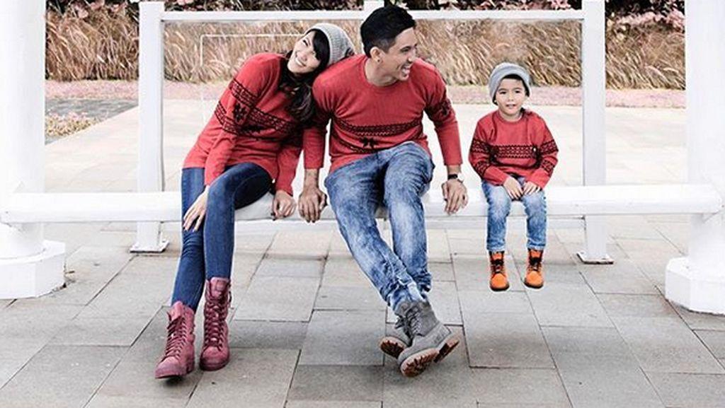 Kenangan Manis Sharena Saat Suami Mendampingi Selama Persalinan