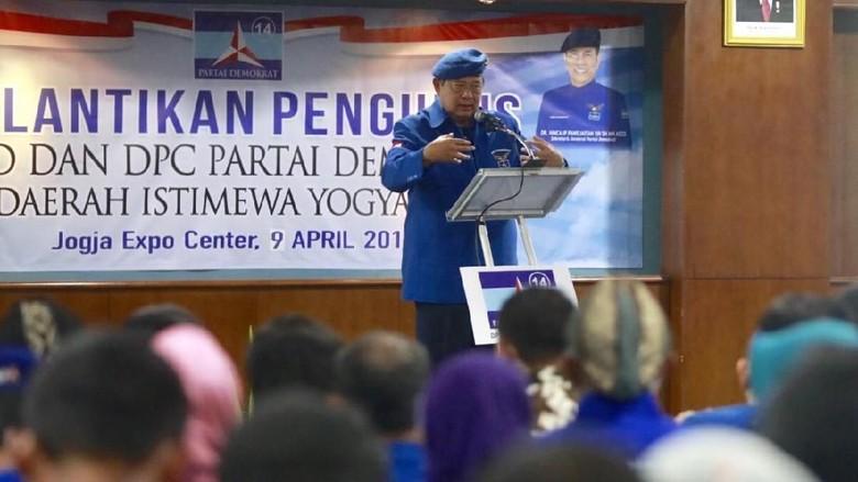 SBY: Jangan Benturkan Islam dengan Pancasila