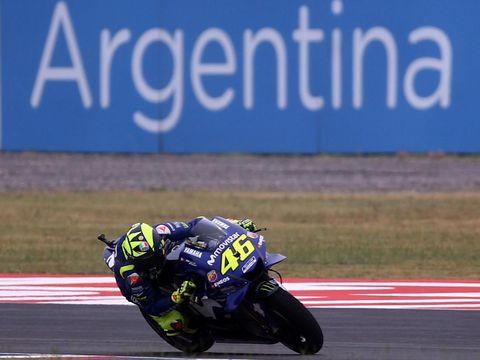 Valentino Rossi sempat meminta Marc Marquez hukuman lebih berat usai insiden di MotoGP Amerika Serikat.