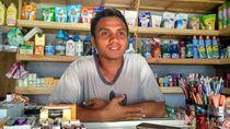 Jokowi Bagi Sertifikat Gratis, Hidup Penjual Kosmetik Ini Berubah