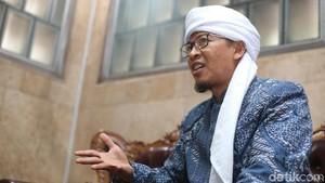 Aa Gym Dukung Jokowi atau Prabowo? Ini Jawabannya