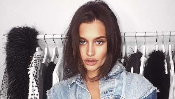Ini Model Playboy yang Kepergok Ciuman dengan Brooklyn Beckham