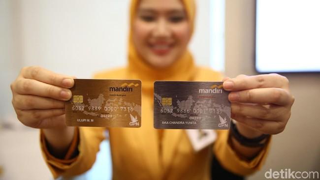 Ada Kartu Berlogo GPN, Bagaimana Nasib Visa dan Mastercard?