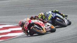 Marc Marquez Karma Gara-gara Bikin Rossi Gagal Juara Dunia