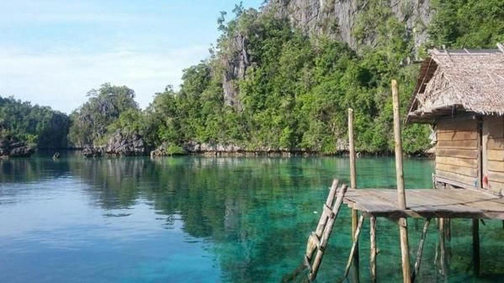 Kamu Kapan ke Sombori, Raja Ampat Mini Sulawesi