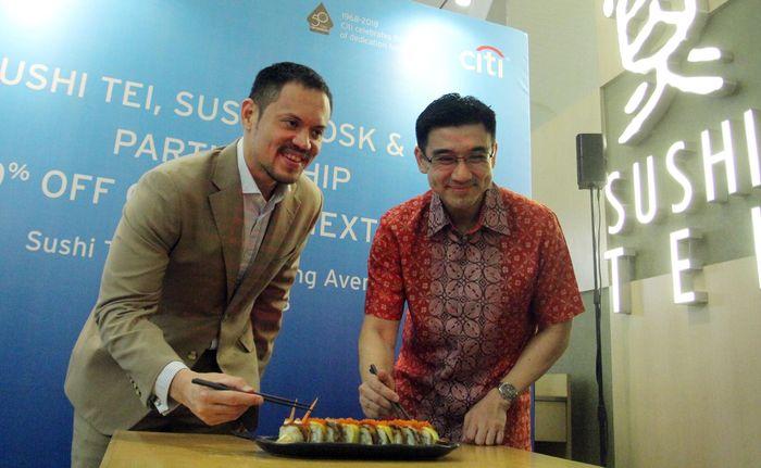 Kemitraan awal ini bertema 50% off on your next visit yang dilakukan oleh Citi dalam rangka merayakan 50 tahun dedikasi Citibank untuk Indonesia. Foto: dok. Citi Indonesia