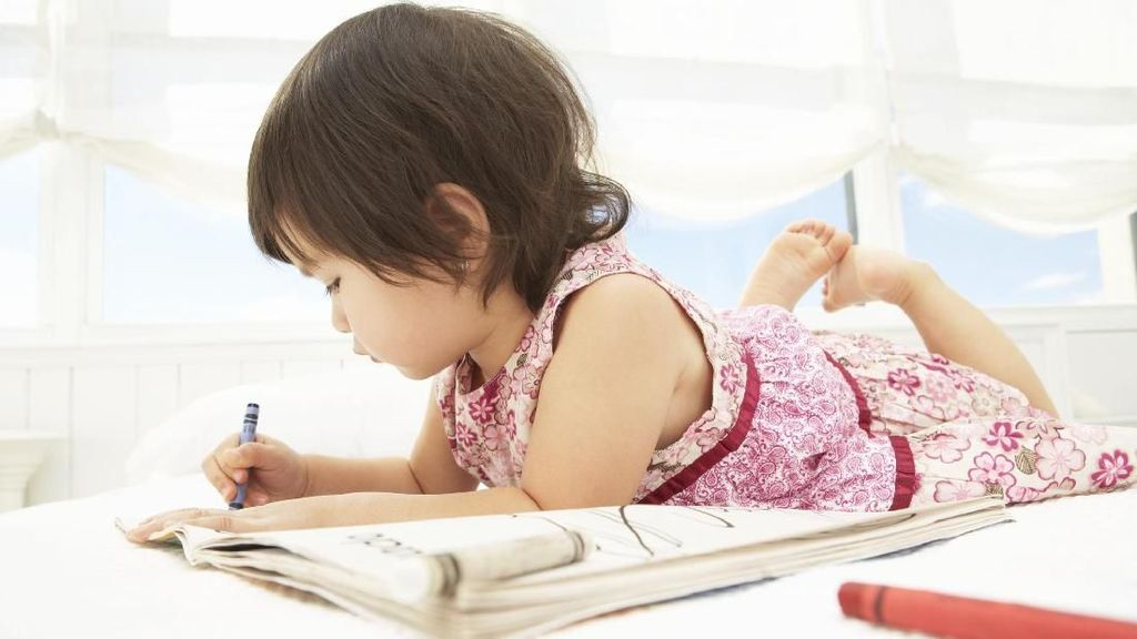 Jangan Remehkan The Power of Writing bagi Anak