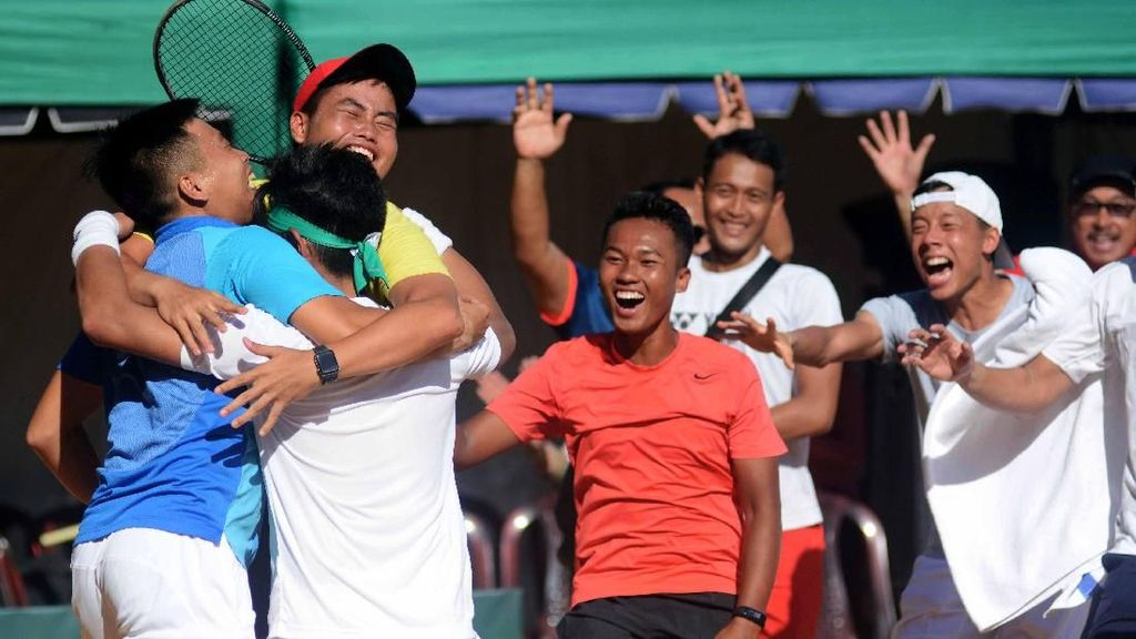 Selamat! Indonesia Bertahan di Grup II Asia Oseania
