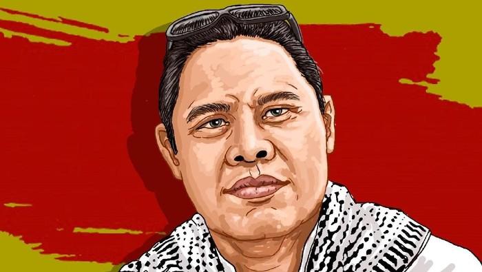 Hasanudin Abdurakhman (Ilustrasi: Edi Wahyono/detikcom)