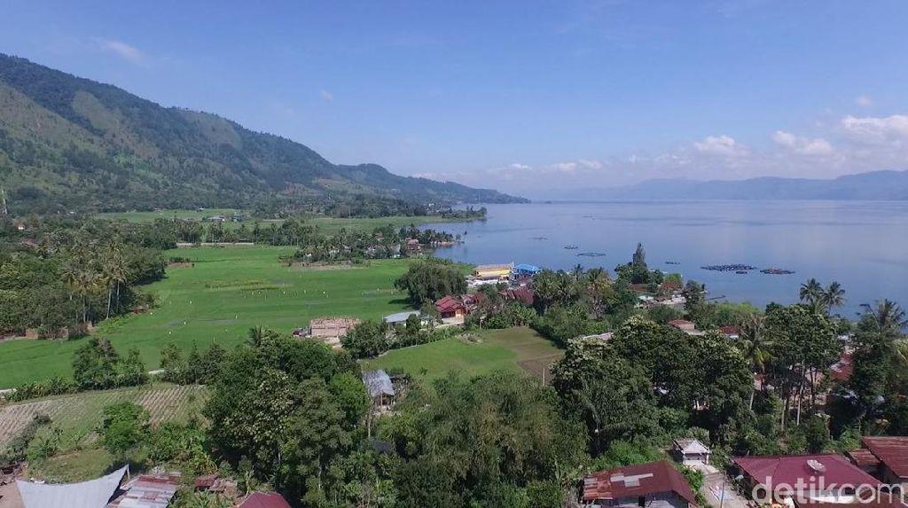 Bupati Samosir Minta Gubernur Edy Tak Hentikan Festival Danau Toba