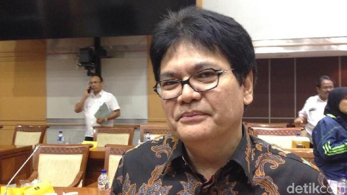 Dirjen PPI Kementerian Kominfo Ahmad M. Ramli Foto: detikINET/Agus Tri Haryanto