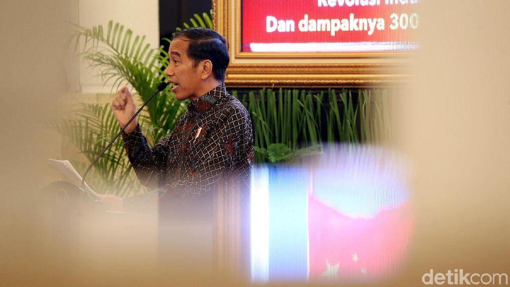 Jokowi Sebut Peringkat Kemudahan Berusaha di Indonesia Membaik
