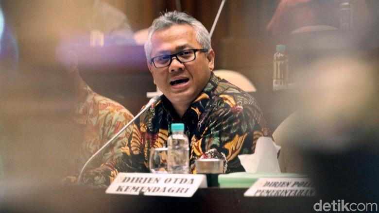 KPU: Larangan Eks Koruptor Nyaleg Berlaku Meski Tak Diundangkan