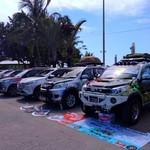 Komunitas Rush dan Terios Berpesta di Ancol