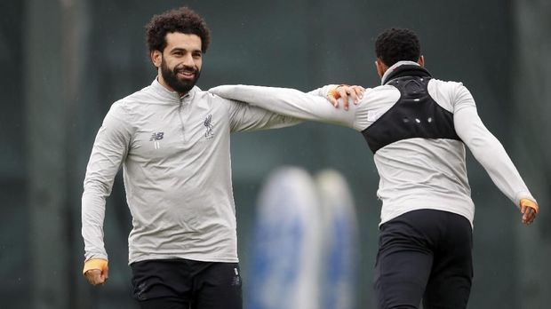 Mohamed Salah baru saja dinobatkan sebagai Pemain Terbaik Liga Inggris musim ini.