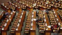 DPR Gelar Paripurna Pembukaan Masa Sidang, 417 Anggota Absen