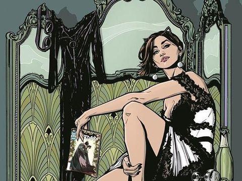 Komik 'Catwoman'