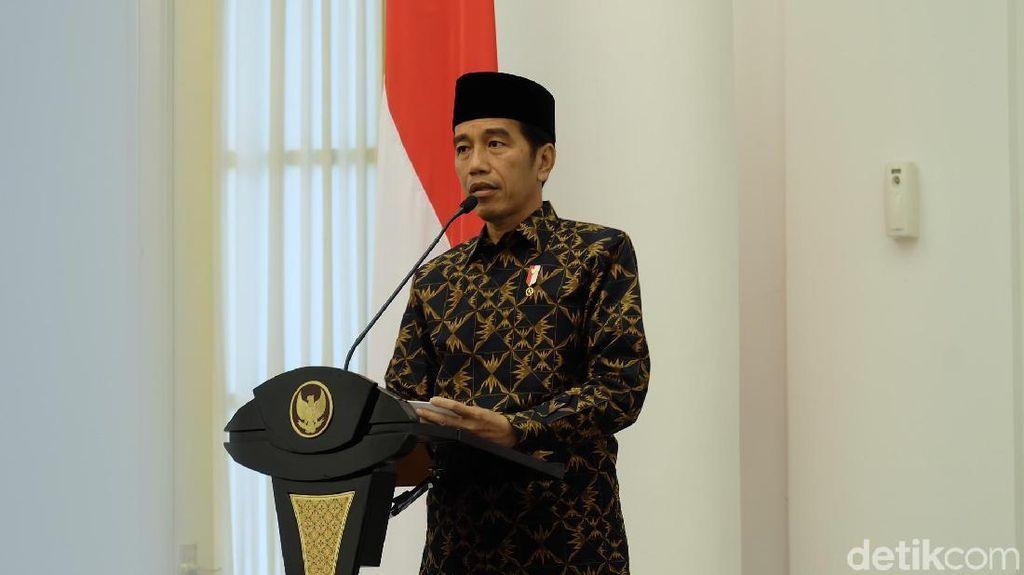 Jokowi ke Menteri: Susun Anggaran Jangan Mengada-ada