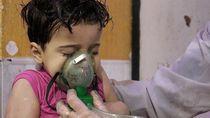 Lebih dari 330 Serangan Kimia Terjadi di Suriah dalam 8 Tahun