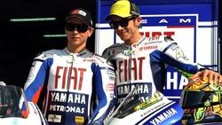Lorenzo Sebut Rossi Pernah Ultimatum Yamaha, Begini Katanya