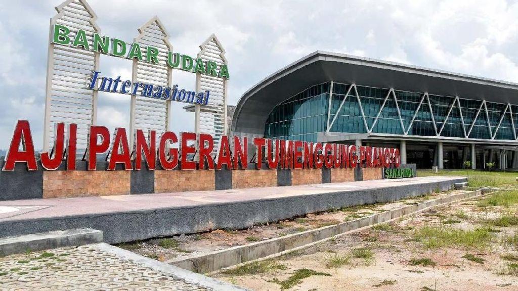 Beroperasi Bulan Depan, Ini Lho Bandara Baru Samarinda