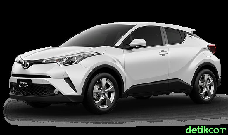 Toyota C-HR meluncur di Indonesia. Harga C-HR mulai dari Rp 488,5 juta. Foto: Toyota