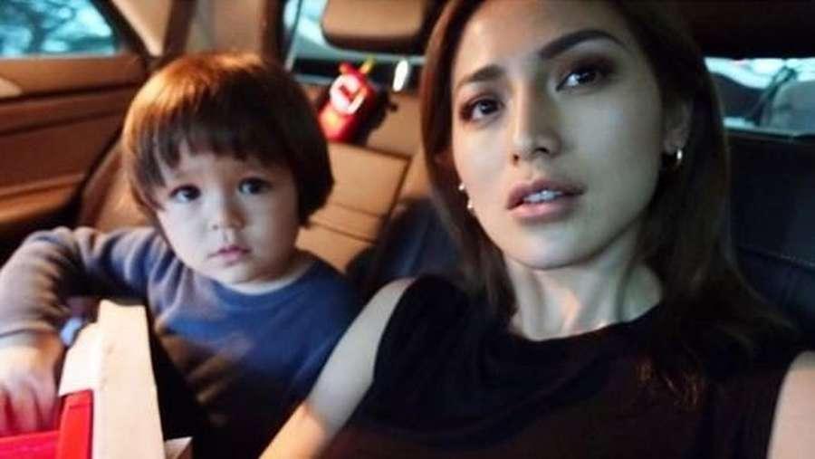 Kebersamaan Jessica Iskandar dan Putranya yang Bikin Gagal Fokus