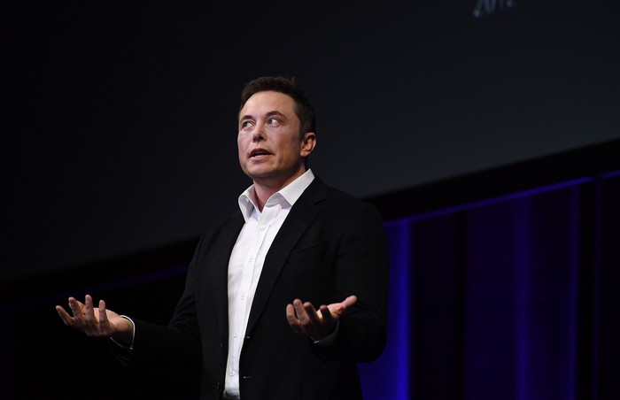 Elon Musk. Foto: GettyImages