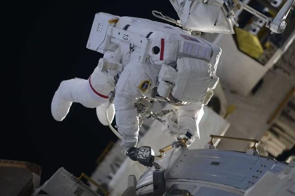 Orion Span mengatakan para calon tamu akan dilatih seperti astronot. Orion Span menyederhanakan latihan hingga 3 bulan untuk meminimalisir biaya (NASA/Instagram)
