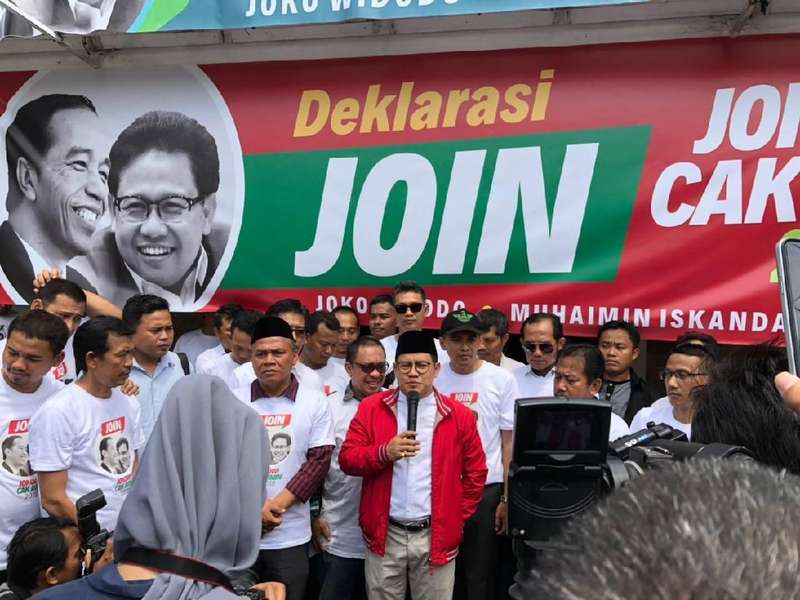 Dirayu Gerindra, PKB Belum Mau Berpaling dari Jokowi