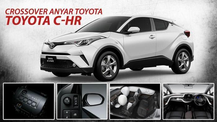 Crossover Toyota C-HR