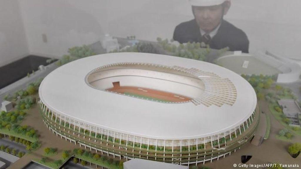 Olympiade Tokyo 2020 Dituding Percepat Deforestasi di Indonesia