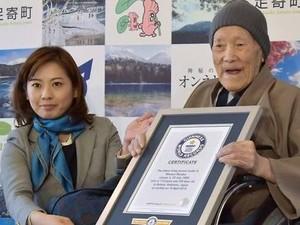 Kakek 112 Tahun di Jepang Dinobatkan Jadi Pria Tertua di Dunia
