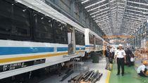 INKA Siap Kirim Kereta LRT untuk Asian Games Palembang