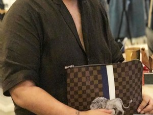 Fashion Tak Bisa Dipatenkan, Ivan Gunawan Tak Masalah Bajunya Dicontek
