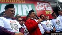 Selasa (10/4/2018) ini, Cak Imin meresmikan Posko JOIN, singkatan dari Jokowi-Cak Imin di kawasan Tebet, Jakarta Selatan.