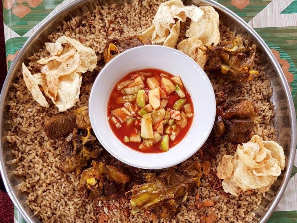Buka Puasa dengan Olahan Makanan dari Timur Tengah