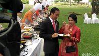 Hari Ini Tes Kesehatan, Ini Makanan Favorit Jokowi hingga Ma'ruf Amin
