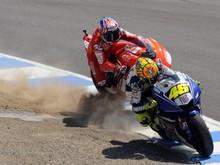 Casey Stoner Sedih Lihat Rossi Sekarang: Naik Podium Berasa Juara
