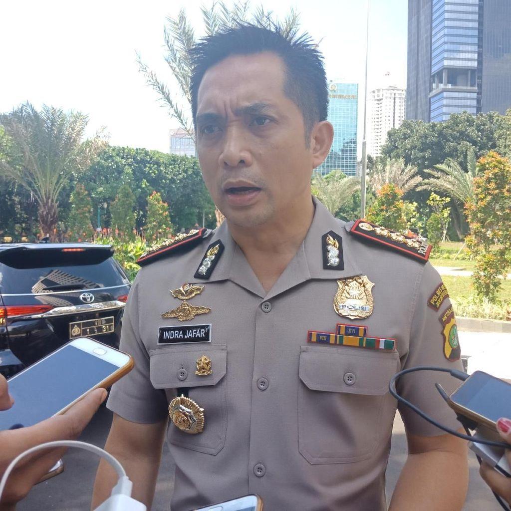 Kapolres Jaksel: Tak Ada Korban Ledakan Drum di Dekat Sidang Aman