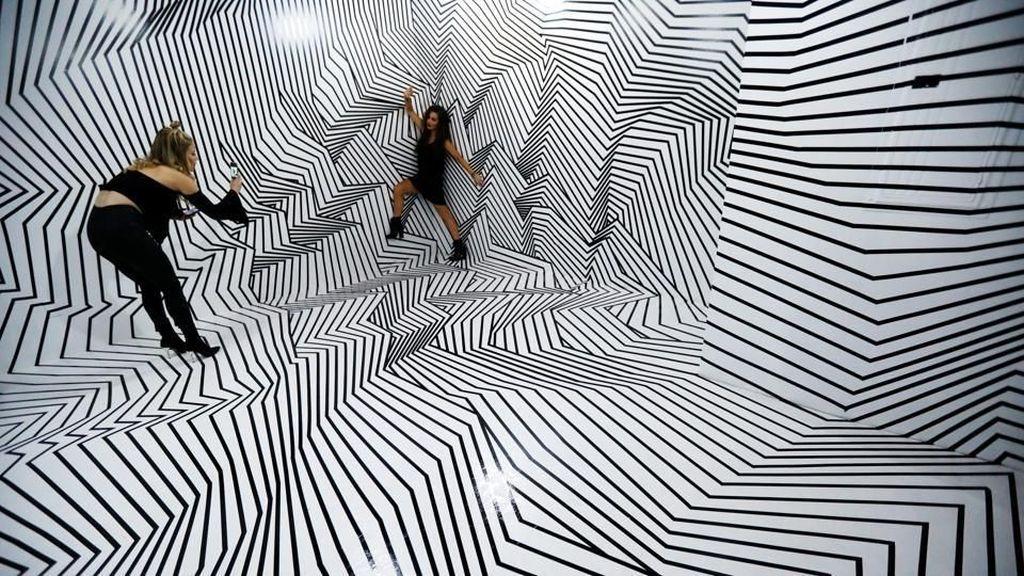 Foto: Sungguhan Ada, Museum untuk Pecinta Selfie